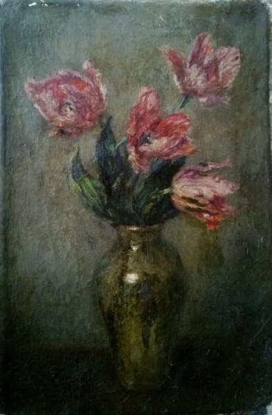 Tulipes - état final