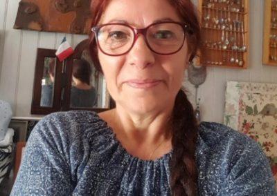Christine PONTHOREAU – Créatrice d'accessoires de mode en toile de Jouy