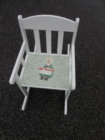 chaise à bascule Bécassine